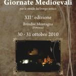 Giornate Medioevali 2010 - XII edizione