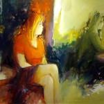 """VENOSA """"GALLERIA 25"""", Le Figure dell'Attesa"""